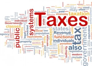 word cloud government tax legislation regulation intervention