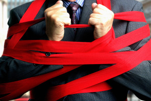 Red tape binding business